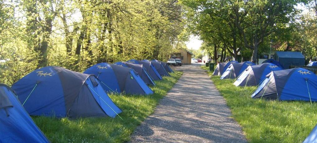 Kamp u Beogradu